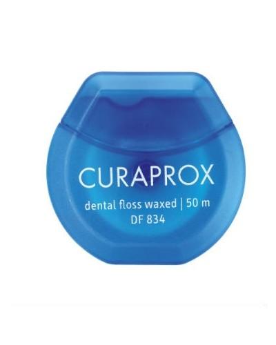 Woskowana nić dentystyczna DF 834 waxed